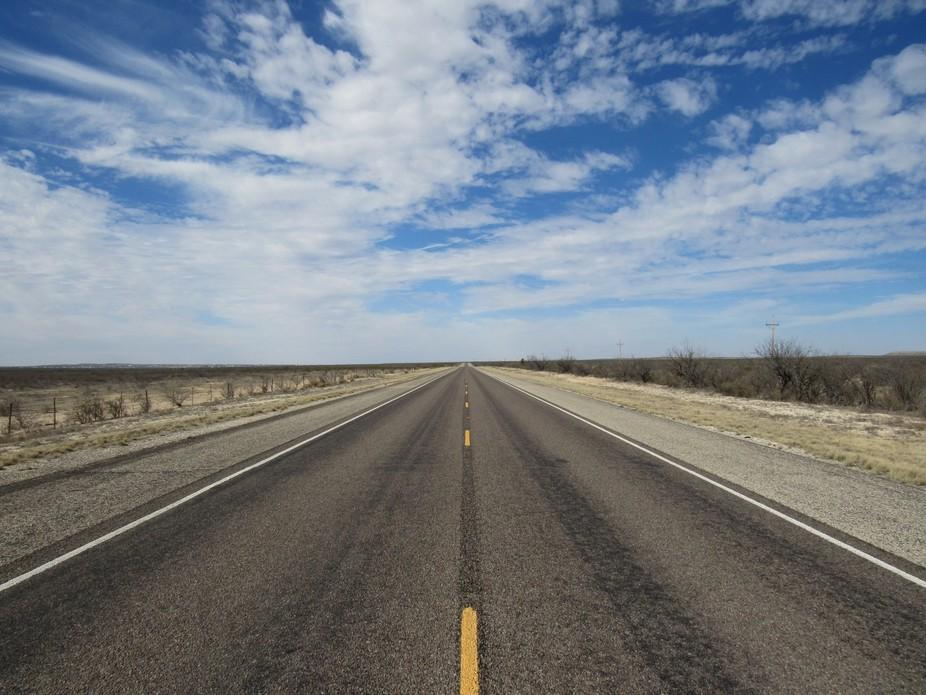 Back roads of Texas