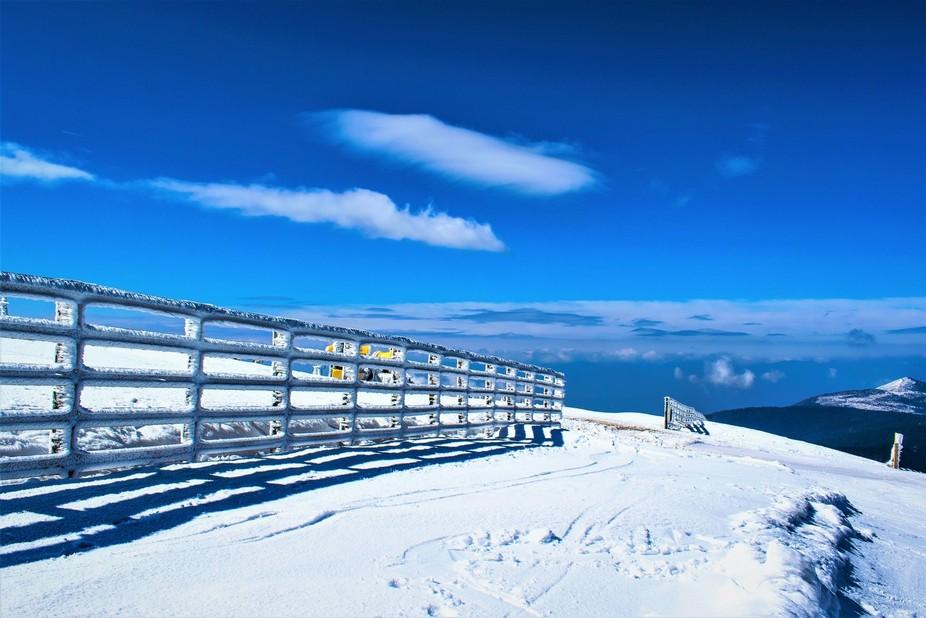 National Park Kopaonik is one of the highest mountains in Serbia. Pancic's Peak is 2017 ...