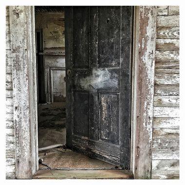 Back Door Color