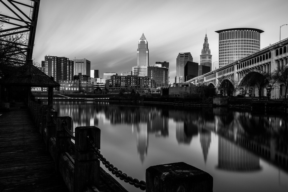 Cleveland Reflections