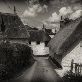 Taken in the quaint Cornish Village of Helford