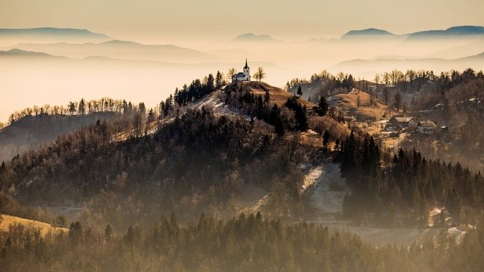 St. Jacob above the fog. by ElmerFudd - The Emerging Talent Awards