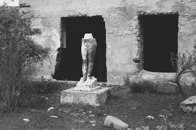 Ruins of the Soviet Sanatorium,  Zheti Oguz Natural Park, Kyrgyzstan, August 2016