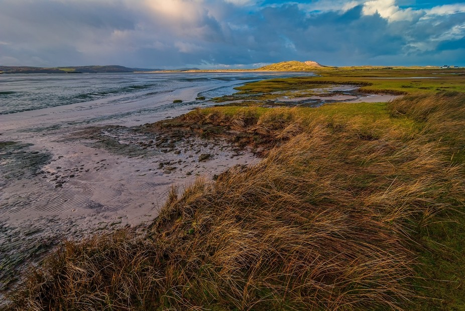 Gweebarra estuary, Donegal
