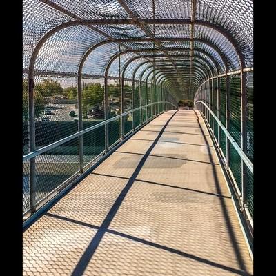 San Pedro Bicycle and Pedestrian Bridge