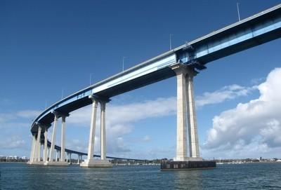 curved bridge
