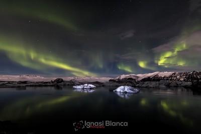 Iceberg Aurora
