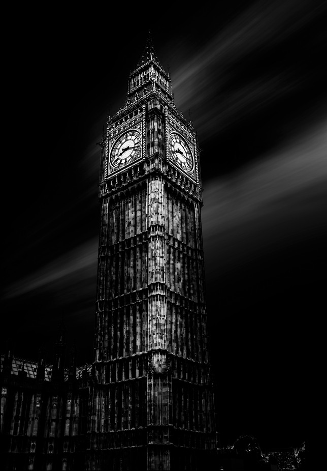 Old London by jacksoncarvalho - Tall Structures Photo Contest
