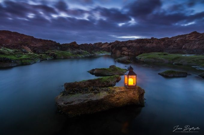 Enlighten the Dreams by JBaptista - The Blue Hour Photo Contest