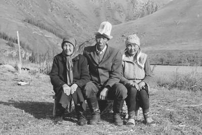 Naryn National Park, Kyrgyzstan, September 2016