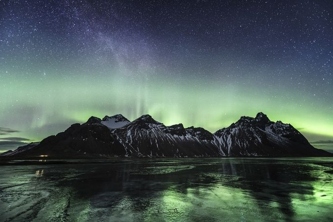 Lady Northernlights by Tiziano - Fish Eye And Wide Angle Photo Contest