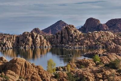 MG_7486, Watson Lake near Prescott AZ,  28 Oct 16