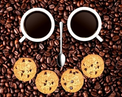 Coffee and Cookies Fun