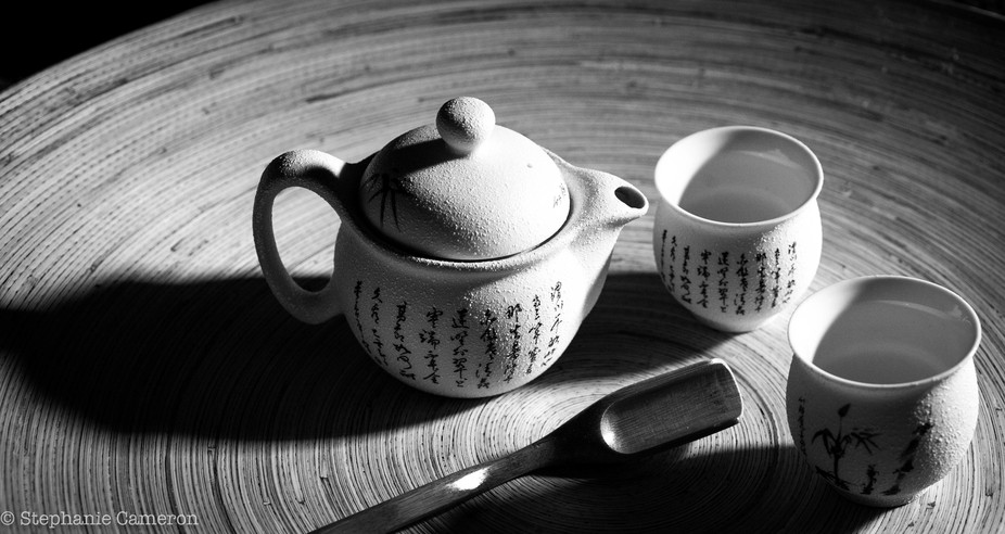 Many lovely conversations have been had between family and friends over many pots of tea.