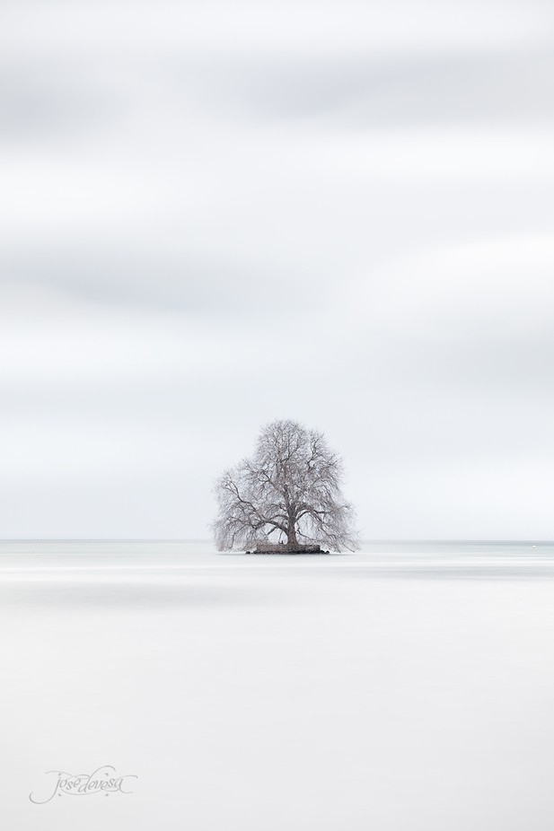Solitario by josedevesa - Show Minimalism Photo Contest