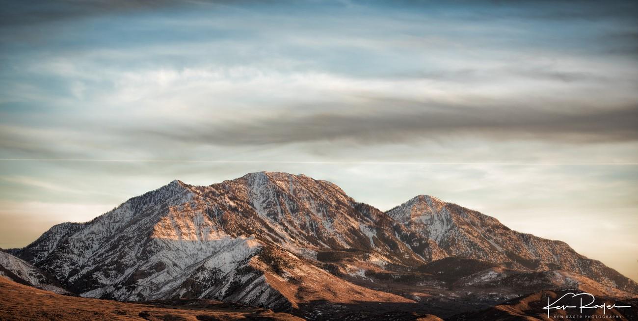 Mt Nebo I Think
