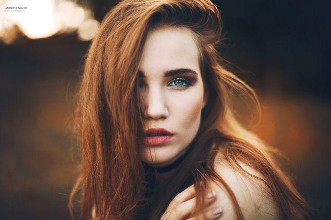 Elizabeth... by MarketaNovak - Teenage Portraiture Photo Contest