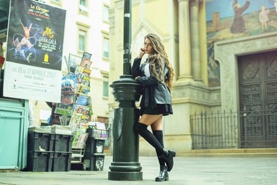 A parisian girl