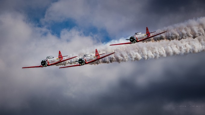 Tora, tora, tora! by Rodney_Rodriguez - Everything Smoke Photo Contest