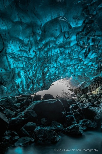 Under The Glacier I South East Iceland