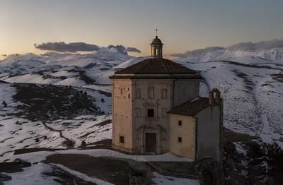 Santa Maria della Pietà @ Rocca Calascio