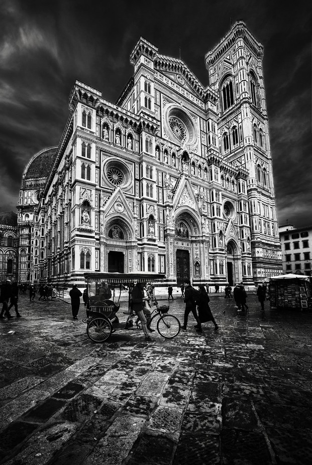 The cathedral of Florence by livioferrari - This Is Europe Photo Contest