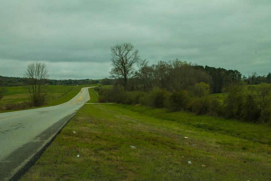 Photo taken near the town of Woodbury, Georgia.