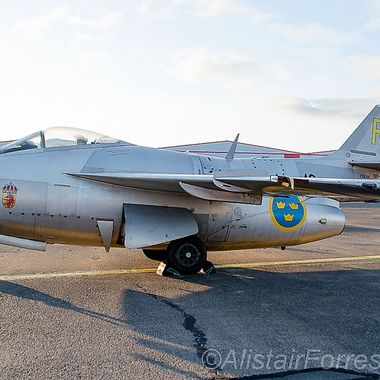 Swedish Air Force Tunan