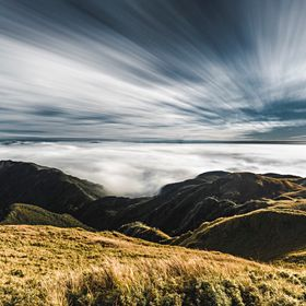 This photo was shot at the summit of Mt. Pulag, Philippines. As we hiked for 5 hours we finally saw the see of clouds at the summit. And it remin...
