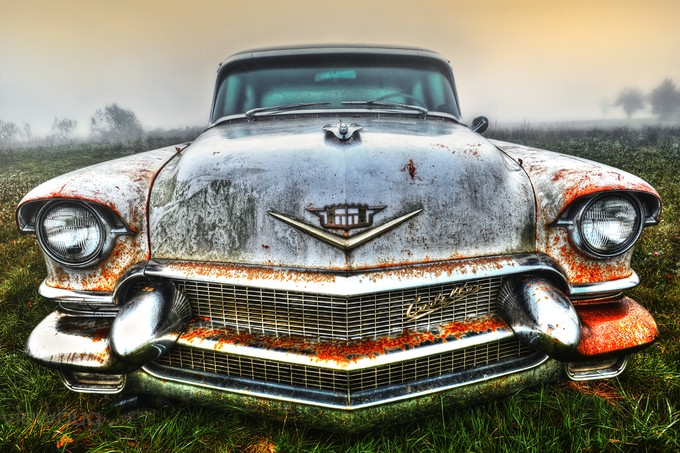 Cadillac by Prijaznica - Awesome Cars Photo Contest