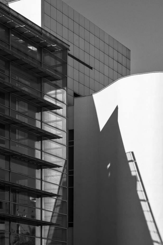 Museum of Contemporary Art Barcelona, Spain, Architectural Design Richard Meier