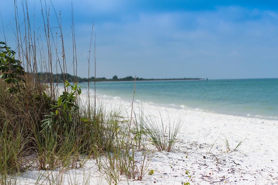 White Sands of Sanibel island, Fl