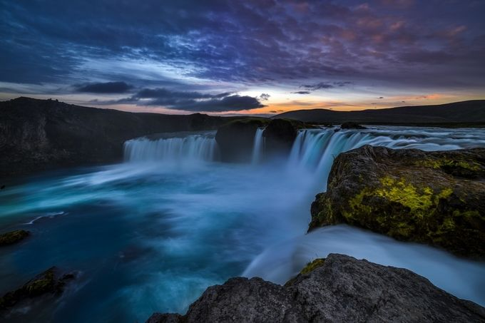 Godafoss Iceland by RalfvonSamson - Cloudy Nights Photo Contest