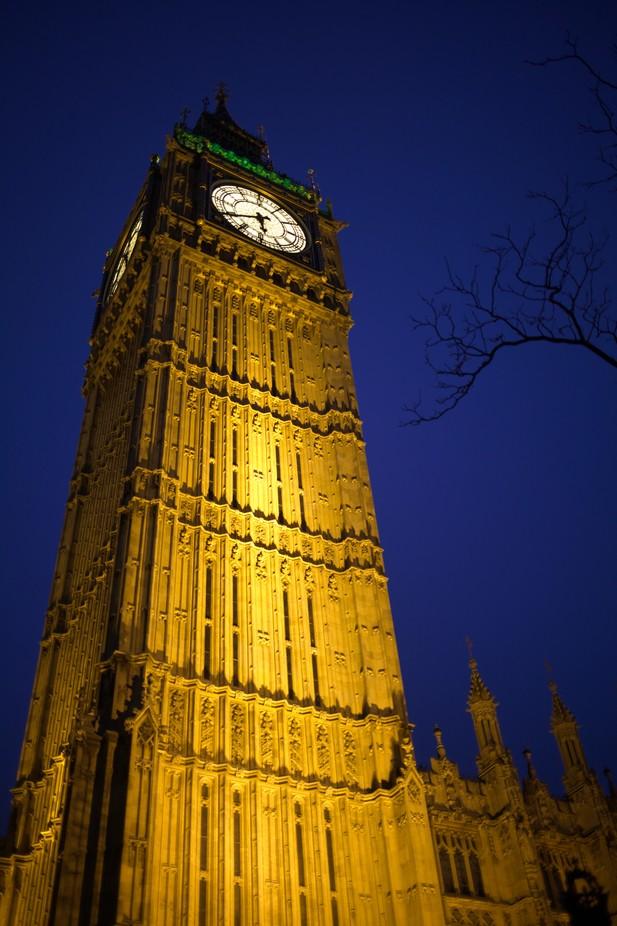 Picture taken in London, UK