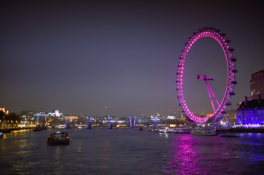 London Eye,London,UK
