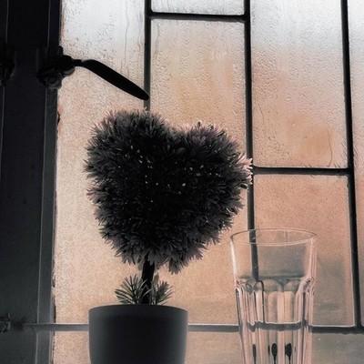 #sadness #waiting #missingyou #heart #rain #sepia