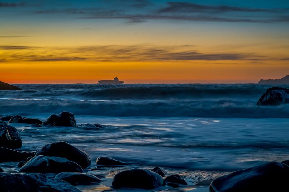 Ocean Beach, San Francisco CA