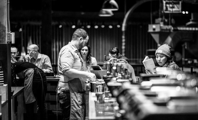 The Daily Grind by Kenon - People At Work Photo Contest