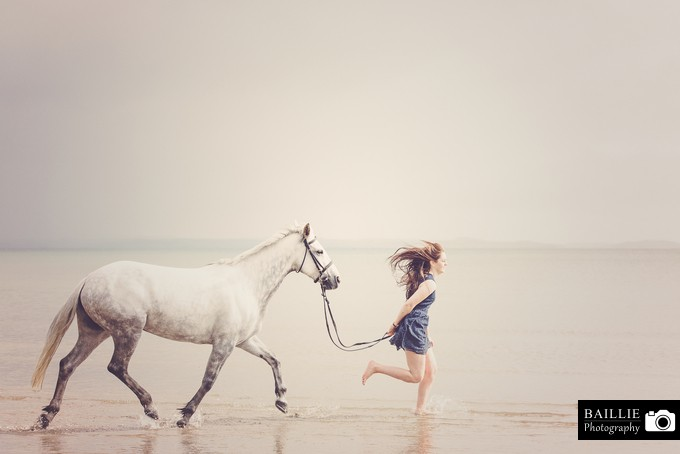Taking a horse to water... by danbaillie - Anything People Photo Contest