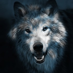 Manipulated Wolf