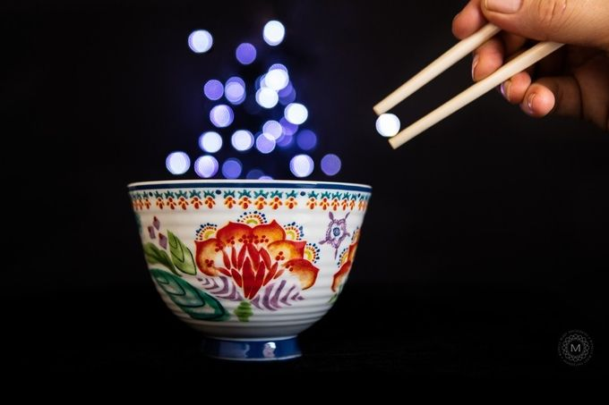 Bowl of bokeh by michellemckoy - Night And Bokeh Photo Contest