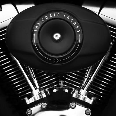 Torque of Steel - The Harley Davidson Series III