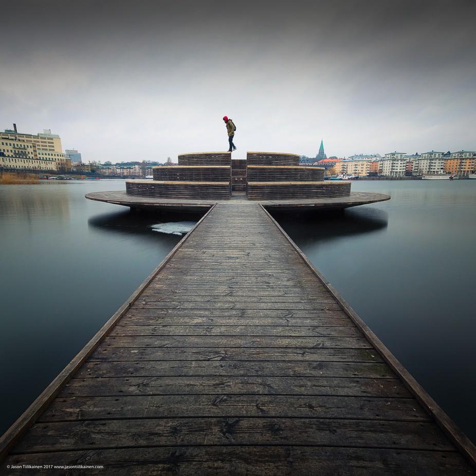 Jason Tiilikainen - Stockholm Self-portrait by Jason_Tiilikainen - The Fluid Self Photo Contest