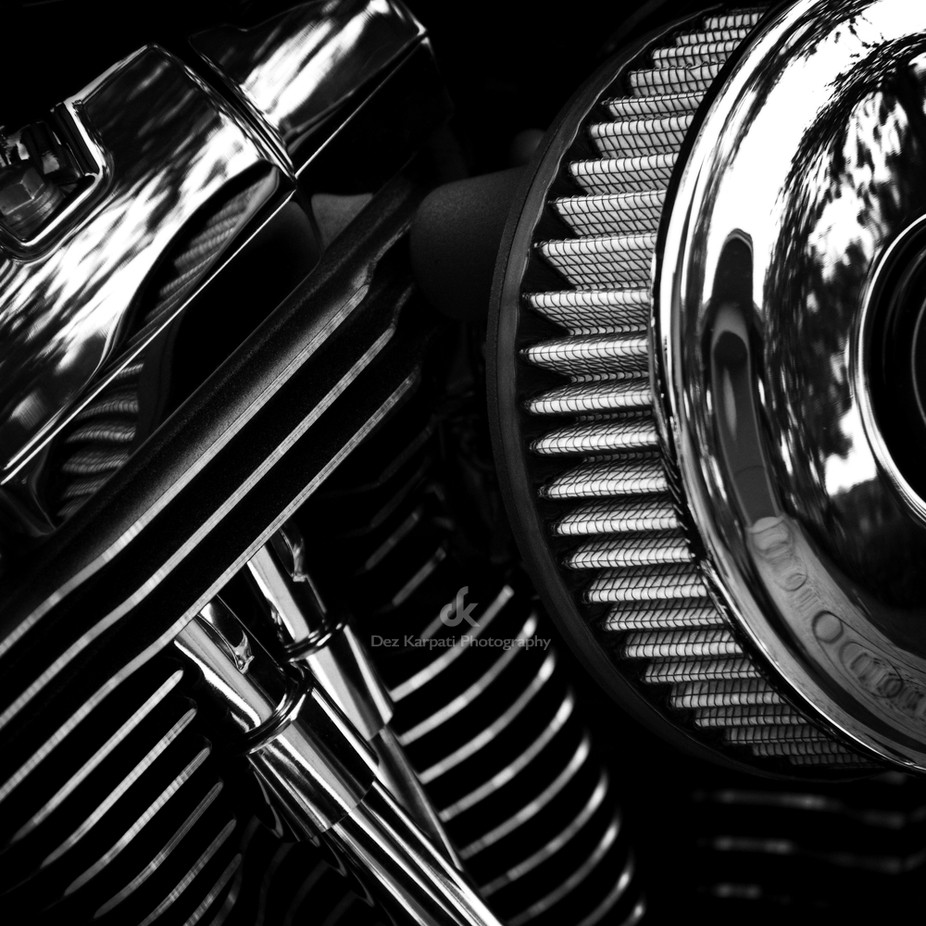 Torque of Steel - The Harley Davidson Series IV by dezkarpatiphotography - Motorcycles Photo Contest