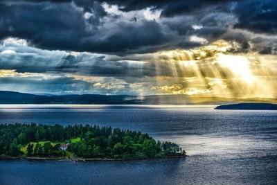 Tyrifjorden - Norway