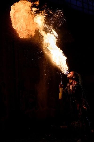 Firetongue