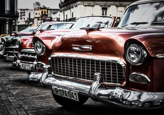 A stroll through the past... by JDesjardins - Awesome Cars Photo Contest