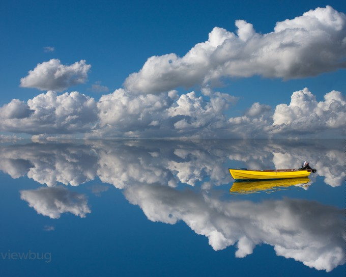 Dream Boat by jonathanbartlett - Lakes And Reflections Photo Contest