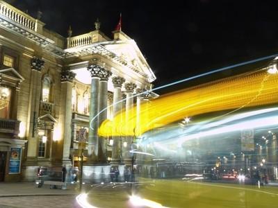 Theatre vs bus