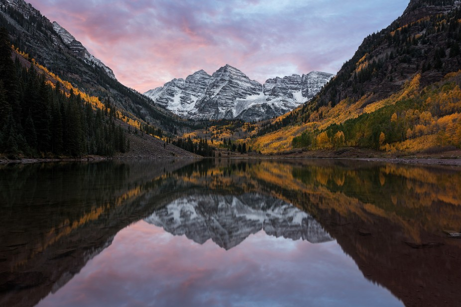 During my three month roadtrip through North America I just knew I had to shoot Colorado during f...